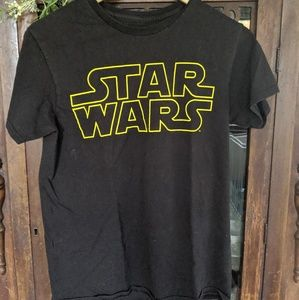 5 for $15! Star wars logo tee